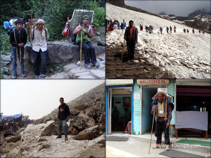 Helpful Friends during My Journey to Hemkunt Sahib, Uttarakhand