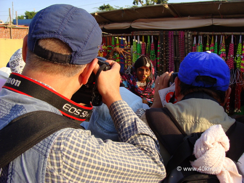 Photographers Taking Pictures of People, Pushkar Camel Fair 2011