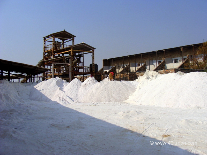 Salt Iodization & Processed Salt Plant, Sambhar, Rajasthan