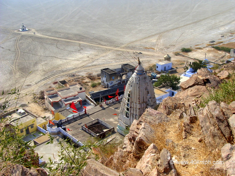 Shakambari Devi Temple at Sambhar, Rajasthan