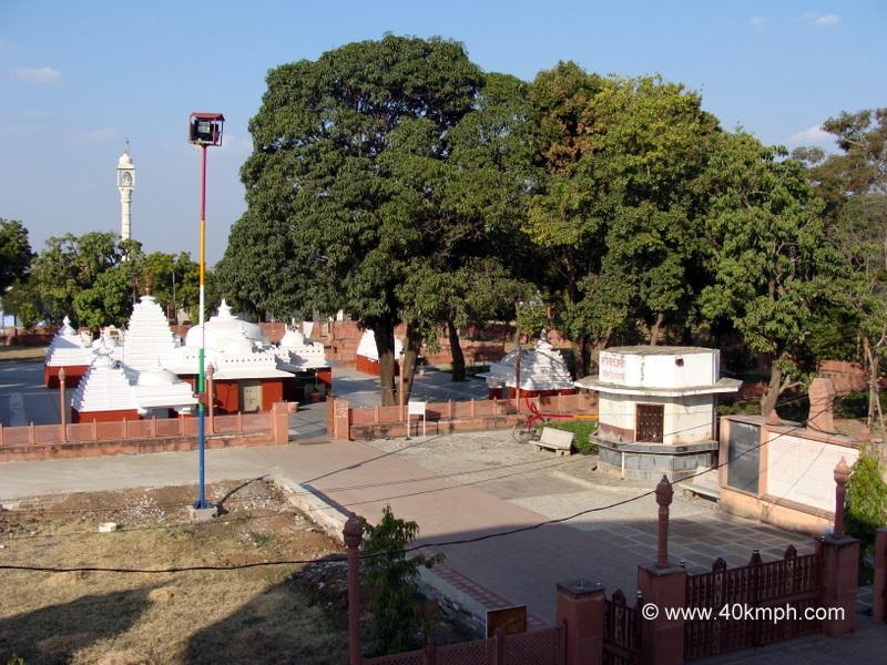 Shree Digambar Jain Parshwanath Atishaya Teerthkhshetra, Bijolia, Rajasthan