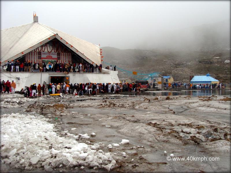 Sri Hemkund Sahib, Chamoli, Uttarakhand