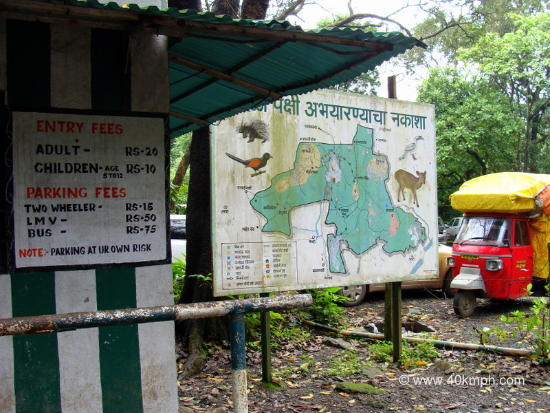 Entry Fees at Karnala Bird Sanctuary, Panvel, Maharashtra