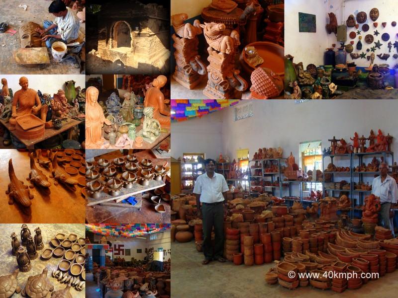 Goa Potteries, Bicholim, Goa