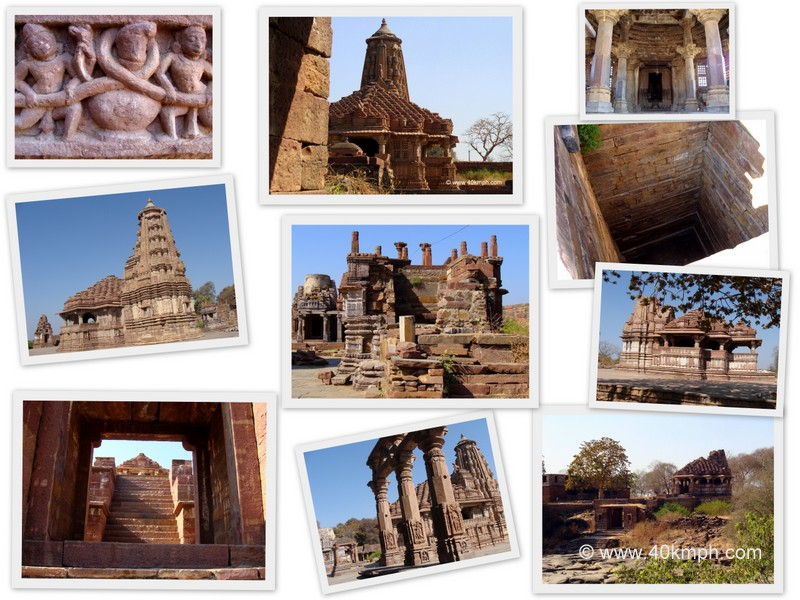 Mahanal Temples and Math, Menal, Rajasthan