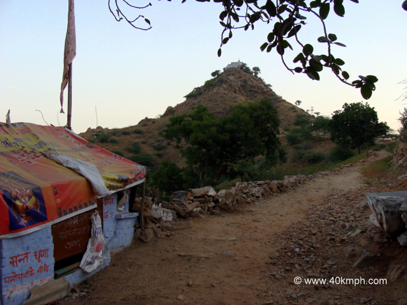 Paap Mochini Ekadashi Mata Temple, Pushkar, Rajasthan