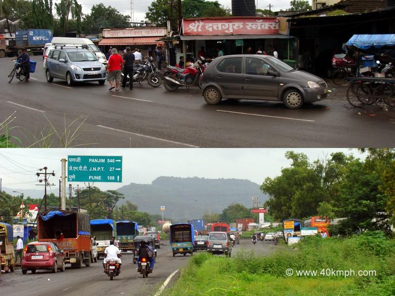 Palaspe Phata, Mumbai Pune Highway, Panvel, Raigad, Maharashtra