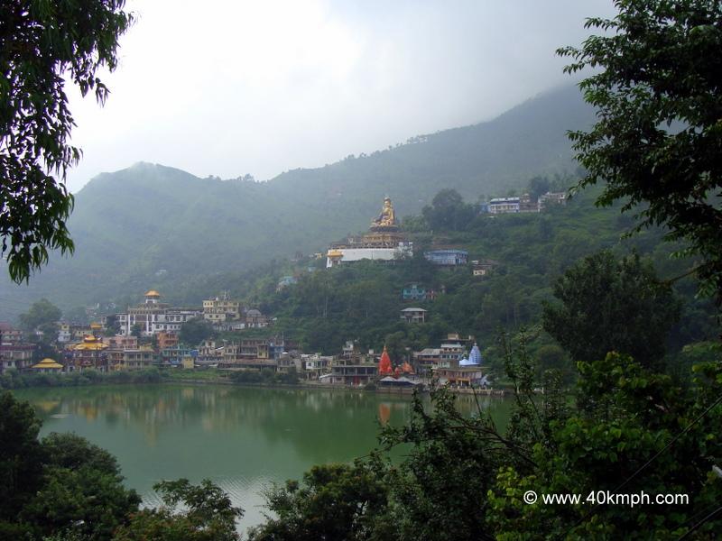 Rewalsar Lake in Himachal Pradesh