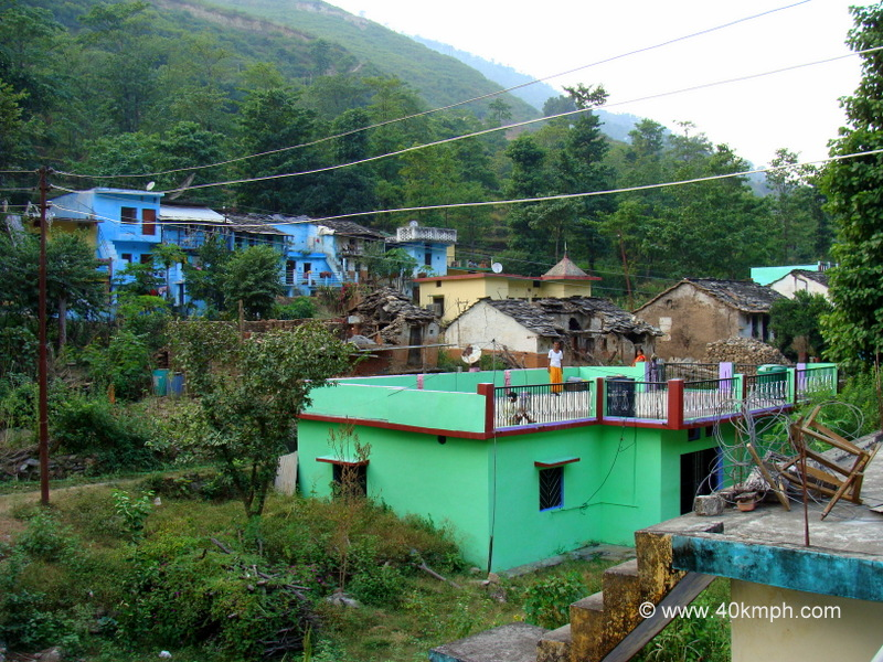 Bagi Village, Devprayag, Uttarakhand