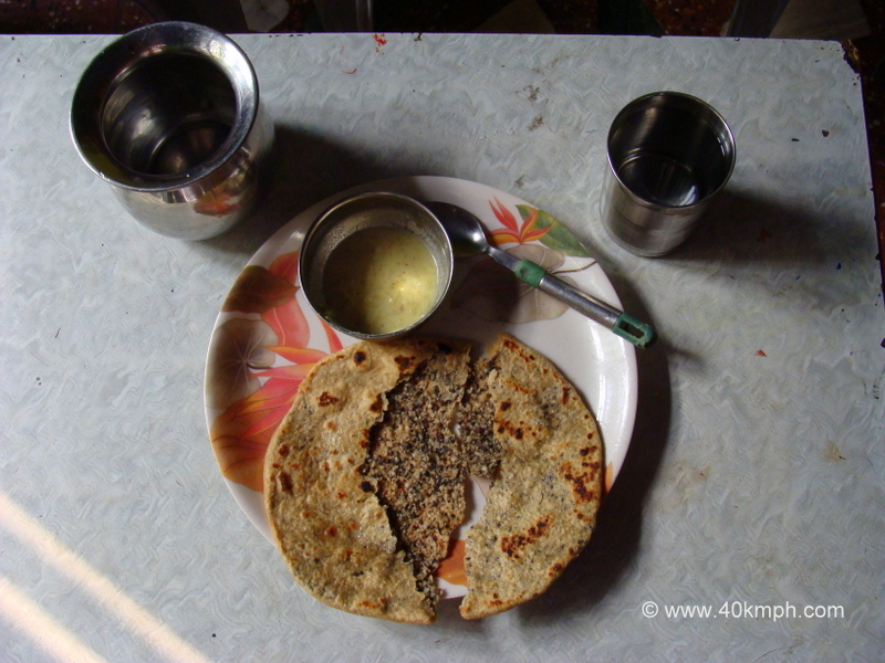 Ches Roti - Traditional Food of Uttarakhand