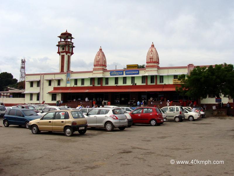 Haridwar Railway Station, Uttarakhand