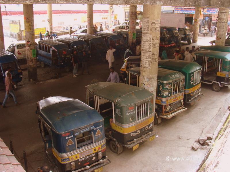 Vikram Stand, Muni-Ki-Reti, Rishikesh, Uttarakhand