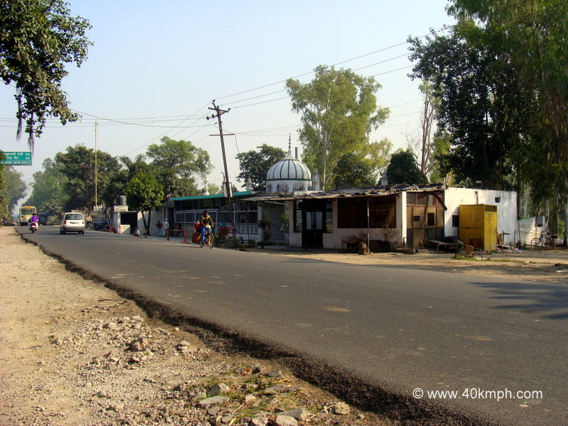 Nau Gaja Peer, National Highway 73, Saharanpur, Uttar Pradesh