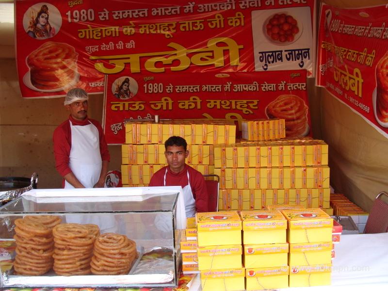 Gohana's Pure Desi Ghee Jalebi