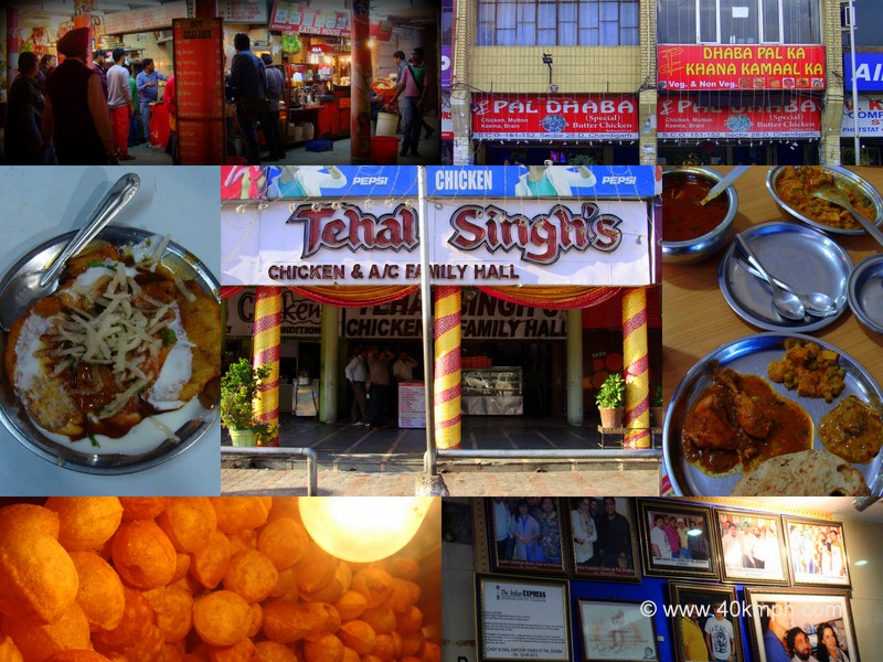 One of The Best and Famous Eating Places in Chandigarh
