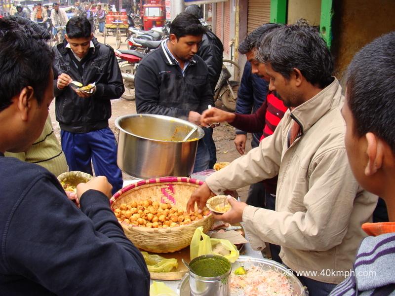 Small Kachori in Varanasi, Uttar Pradesh