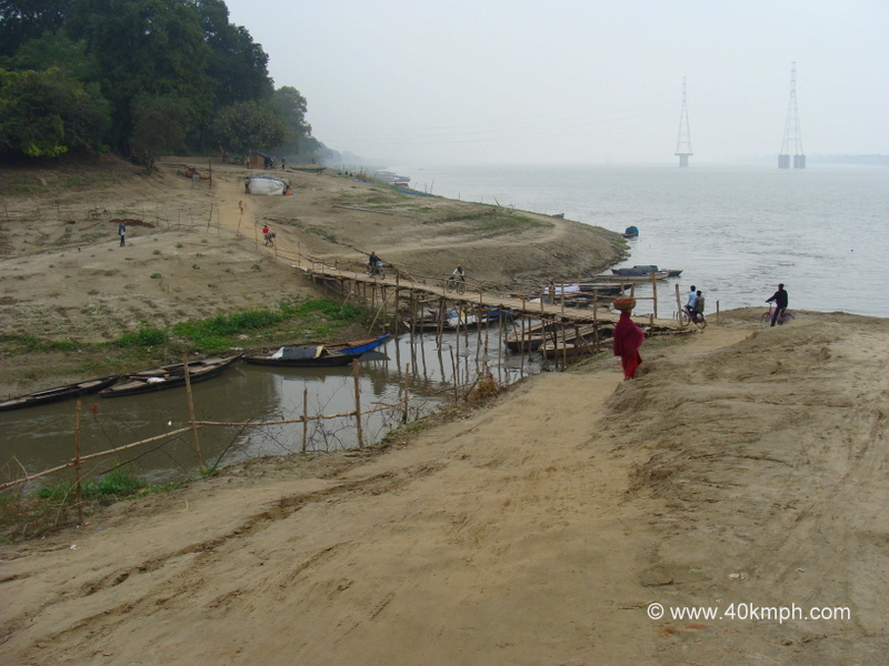 Varuna Ganga Sangam, Varanasi, Uttar Pradesh