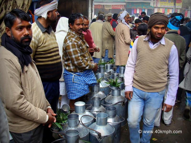 Doodh Mandi, Godowlia Chowk, Varanasi, Uttar Pradesh