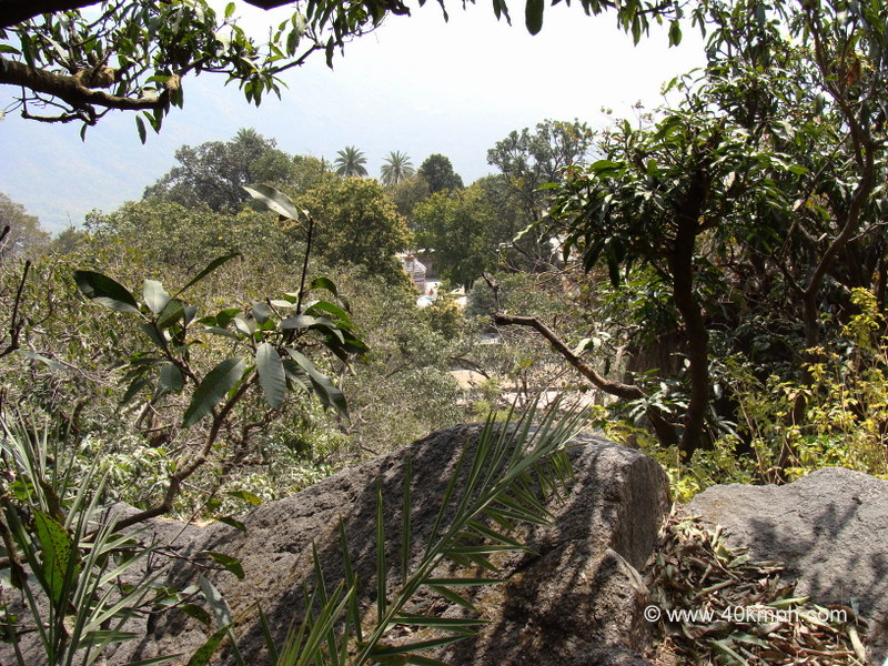 Vashistha Ashram, Gaumukh, Mount Abu, Rajasthan