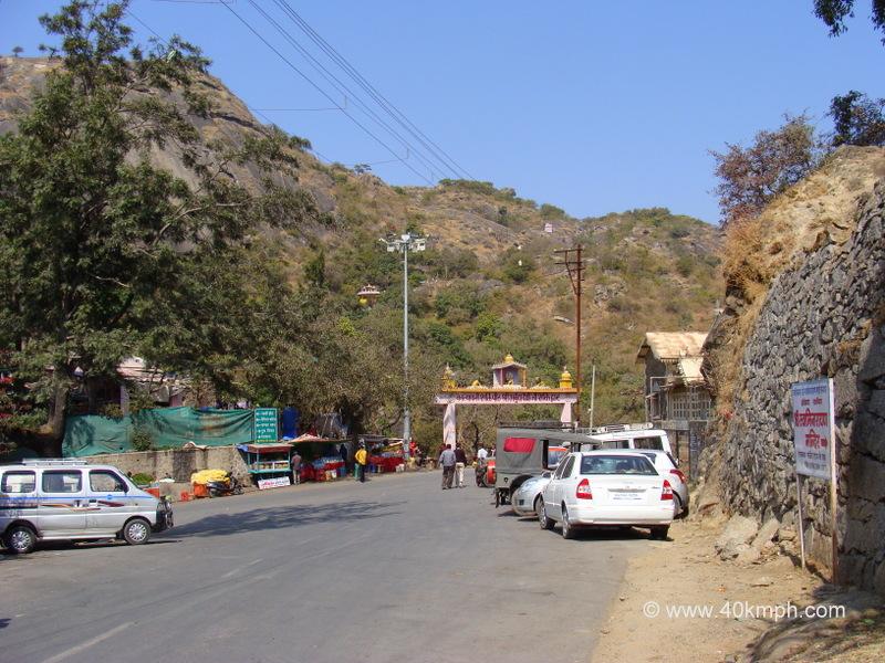 Arbuda Devi (Adhar Devi) Temple, Mount Abu, Rajasthan