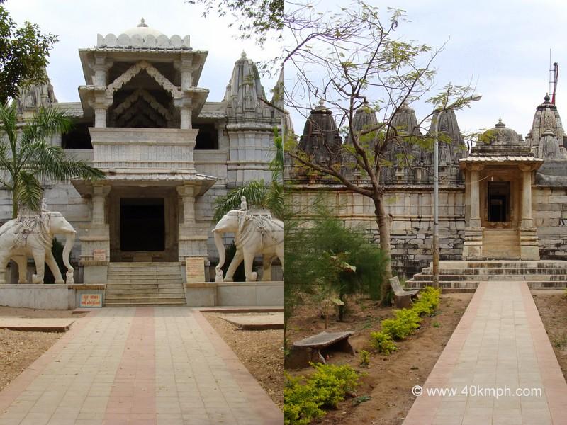 Kumbharia Jain Temples, Ambaji, Gujarat