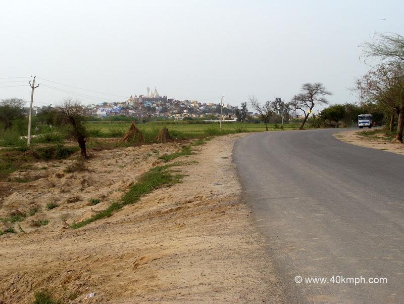 View of Nandgaon, Uttar Pradesh