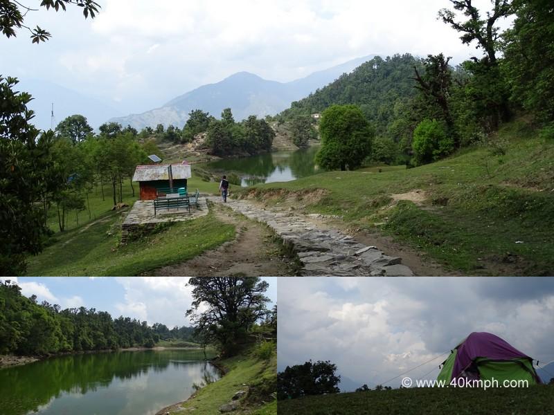 Deoria Tal, Sari Village, Rudraprayag, Uttarakhand
