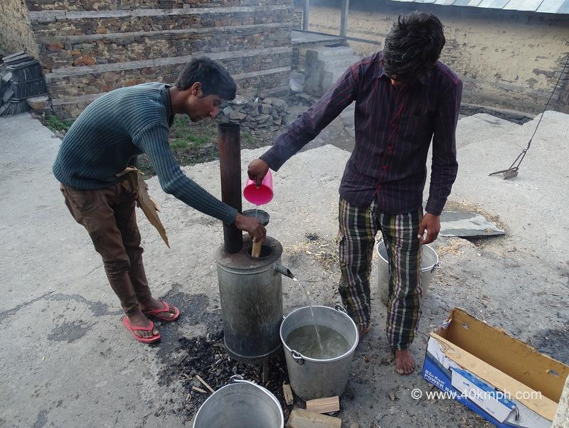 Hamam Water Heater