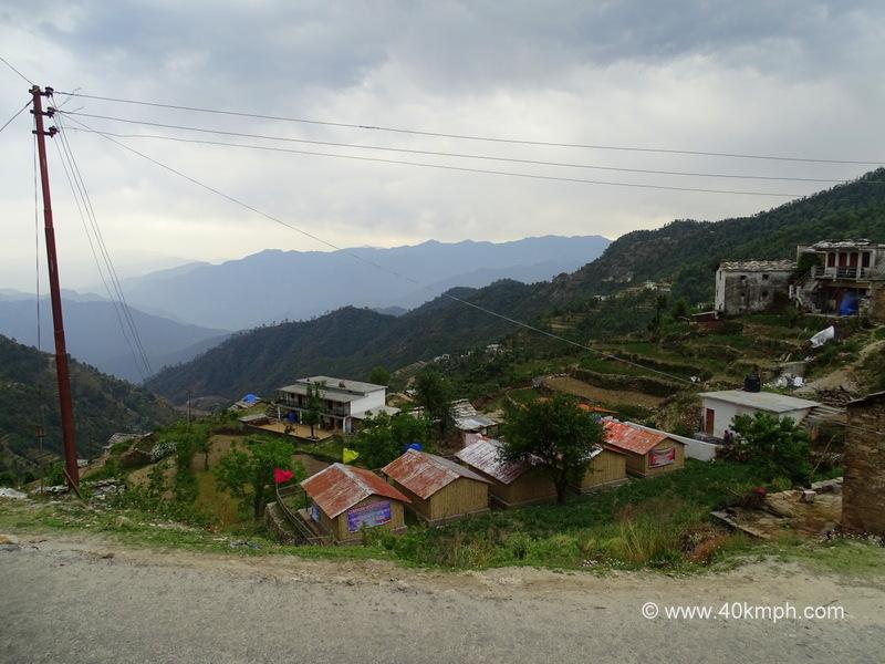 Kanak Chauri Village Starting Point for Kartik Swami Temple Trekking