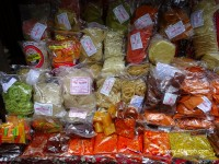 Different Types of Papads from Pali, Maharashtra