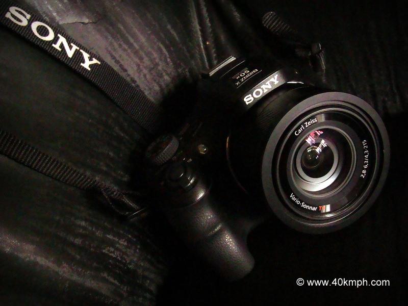 Sony DSC-HX400V High Zoom Cyber-shot Camera