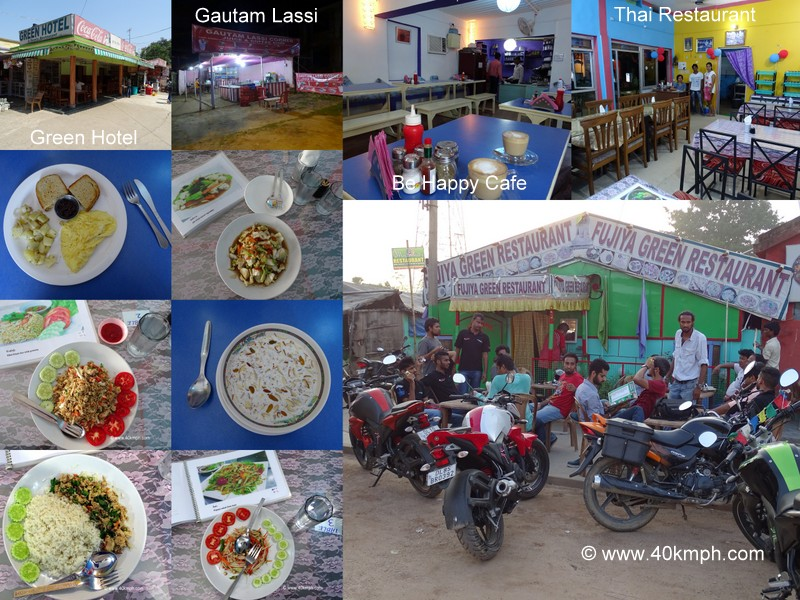 My Favourite Restaurants In and Around Bodhgaya (Bihar)