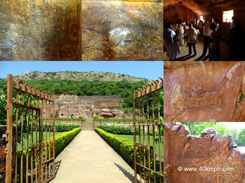 Sonbhandar Caves (Rajgir, Bihar)