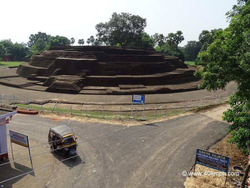 Sujata Garh, Senani (Bakraur) Village nearby Bodhgaya, Bihar