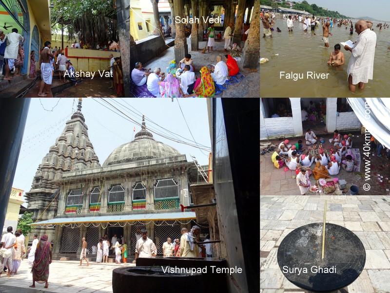 Vishnupad Temple, Gaya, Bihar