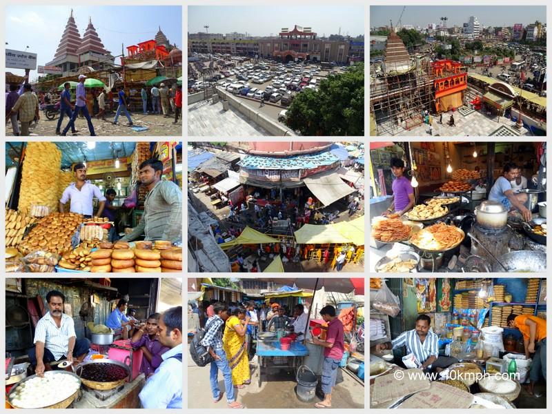 A Quick Visit Around Patna Railway Station in Bihar
