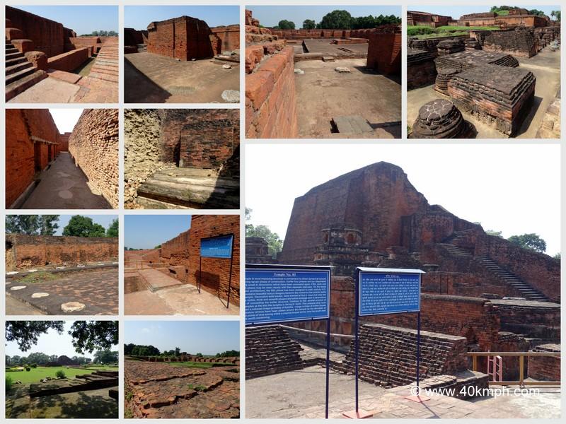 Nalanda Mahavihara, Bihar