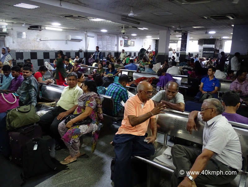 Waiting Room Upper Class At New Delhi Railway Station