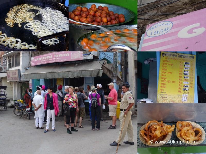 Gurdas Ram Jalebian Wale, Jalebiwala Chowk, Katra Ahluwalia, Amritsar, Punjab