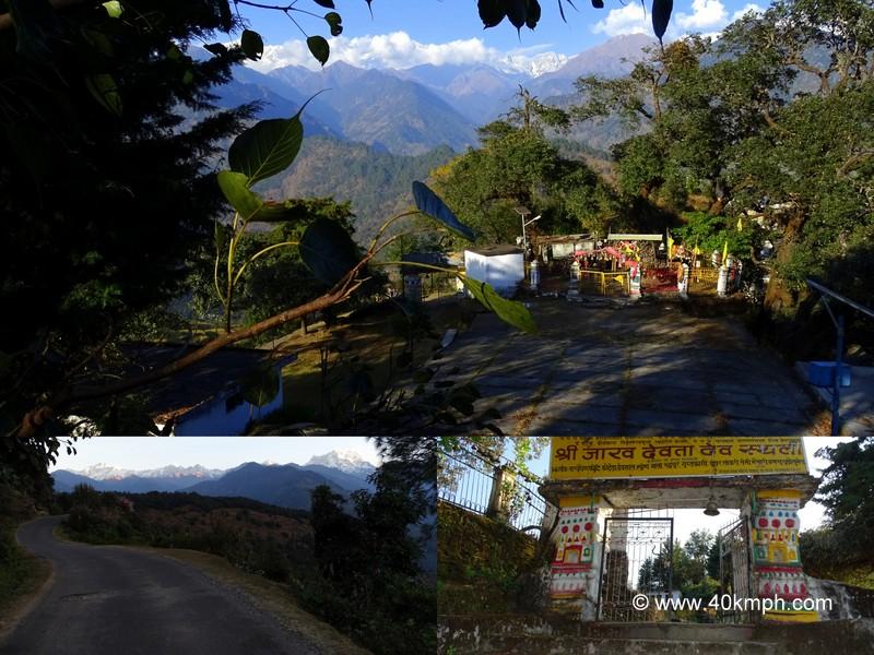 Sri Jakh Devta Devsthali, Jakhdhar near Guptkashi, Uttarakhand