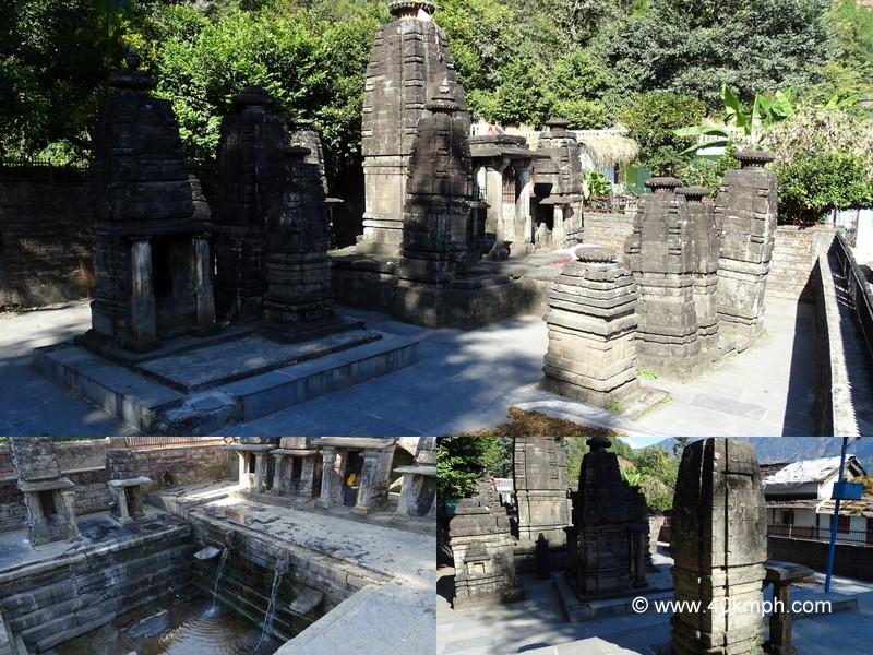Narayankoti Group of Temples, Rudraprayag, Uttarakhand
