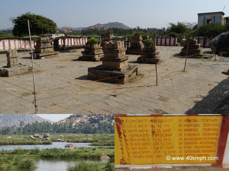 Nava Brindavan at Anegundi in Karnataka