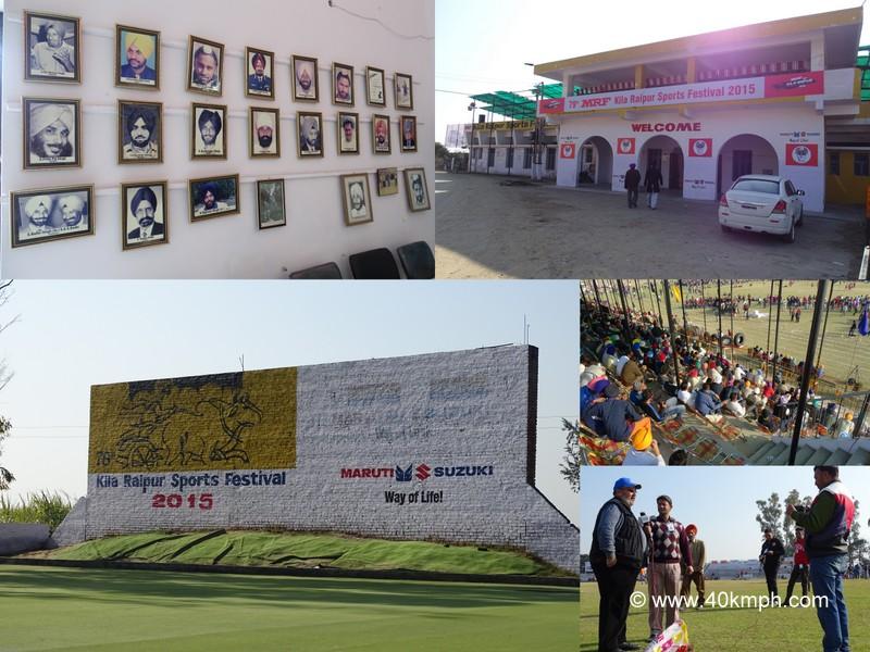 Brief History of Kila Raipur Sports Festival (Punjab)