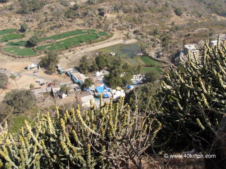 Achaleshwar Mahadev Temple in Achalgarh, Mount Abu, Rajasthan