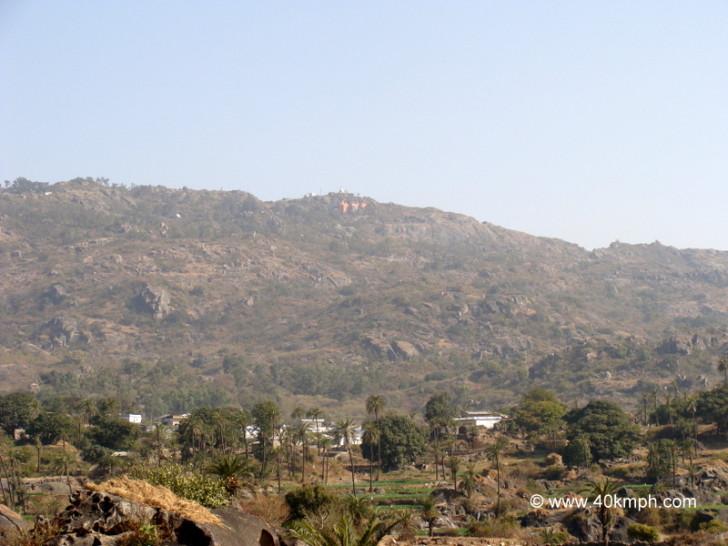 Dattatreya Temple at Guru Shikhar, Mount Abu, Rajasthan