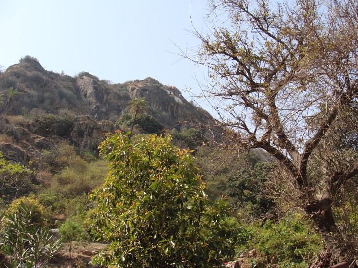 Gopichand ki Gufa in Achalgarh, Mount Abu, Rajasthan