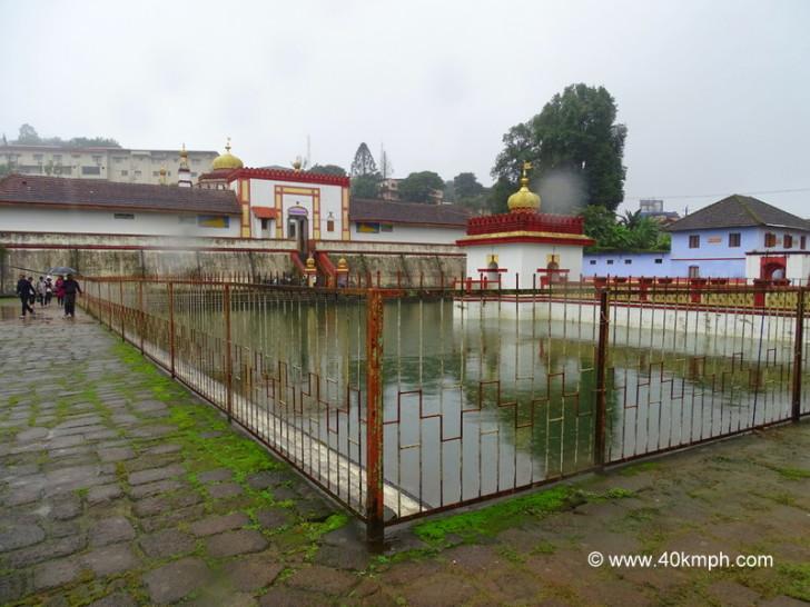 Sri Omkareshwara Temple in Madikeri, Karnataka