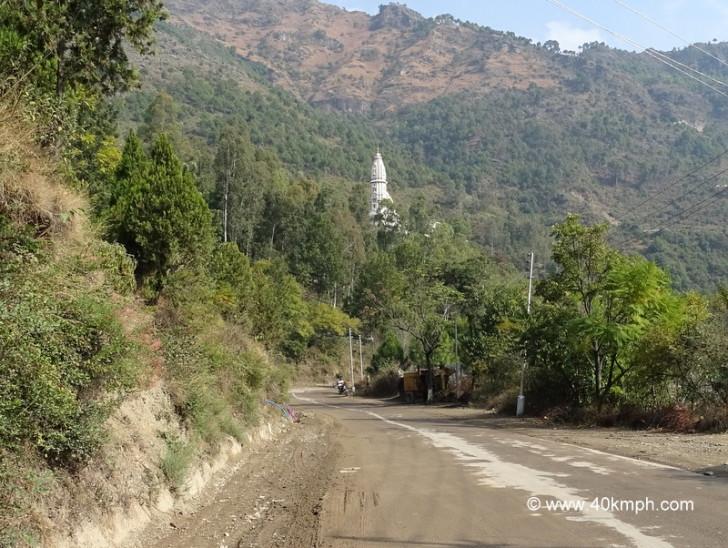 Jatoli Shiva Temple in Solan, Himachal Pradesh