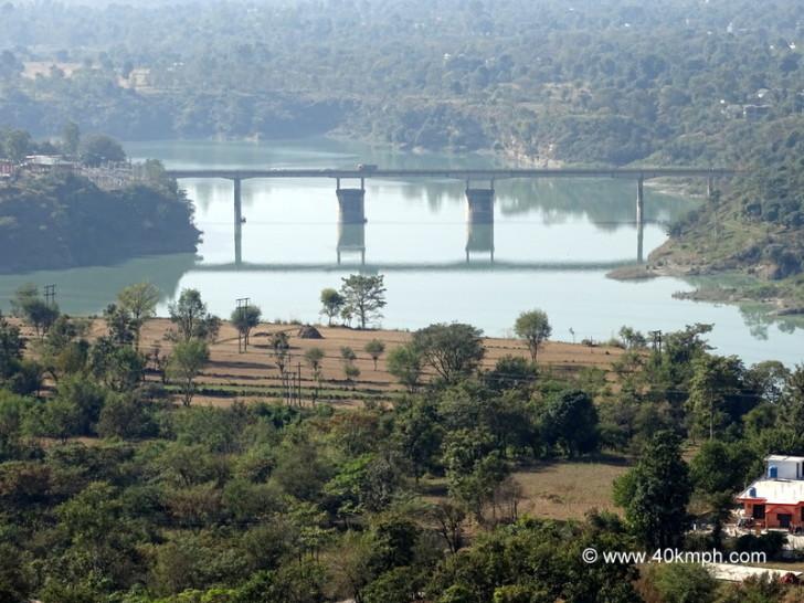 Kandrour Bridge, Bilaspur, Himachal Pradesh