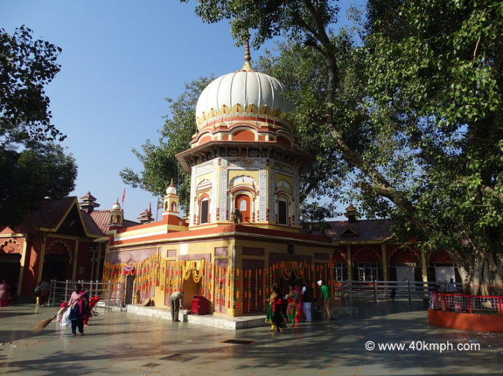 Mata Bala Sundari Temple, Trilokpur, Himachal Pradesh